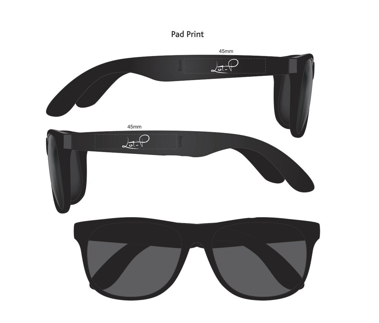 Lot-P Festival Sunglasses