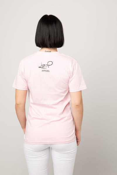 Women's Basic T-shirt - Pink