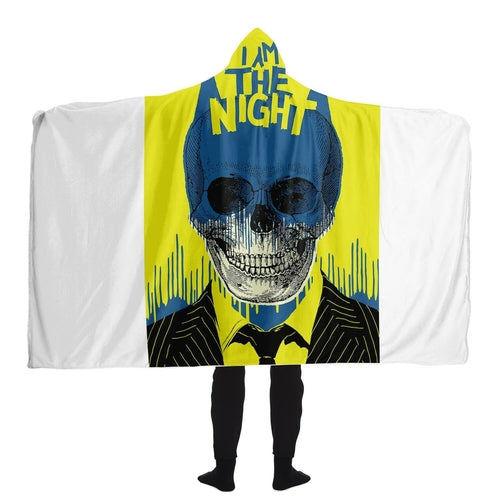 The Night Hooded Blanket
