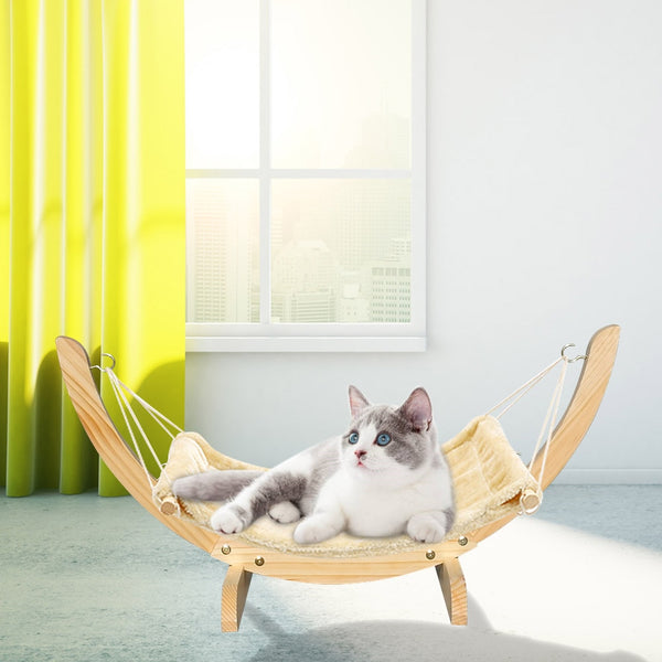 Cat Bed Lounger Hammock