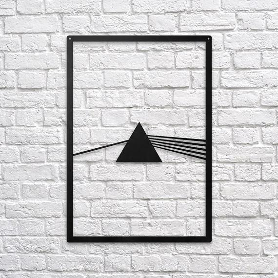 Pink Floyd - Metal Wall Art
