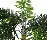 "Closer2Nature Artificial 3ft 6"" Kentia Palm Tree - Portofino Planter Not Included"