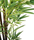 "Closer2Nature Artificial 3ft 6"" Fountain Bamboo Tree - Portofino Planter Not Included"