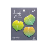 Leaf Stickies - The Tree Stationery & Co. 大樹文房