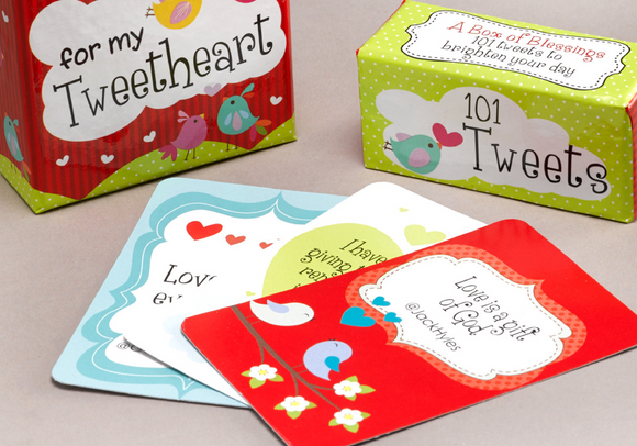 101 Tweets for my Tweetheart - The Tree Stationery & Co. 大樹文房
