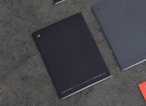 Editors Republic notebook (M) - The Tree Stationery & Co. 大樹文房