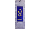 Dual Layer Bookmark: The Lord Is My Light And My Salvation - The Tree Stationery & Co. 大樹文房