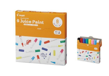 Juice Paint Marker (8-color/set) - The Tree Stationery & Co. 大樹文房