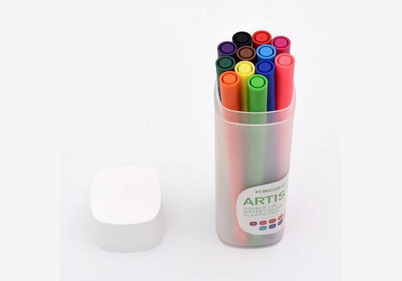 Artist 12+1 Water Color Pen Box Set - The Tree Stationery & Co. 大樹文房