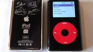 Apple iPod classic U2 Special Edition Black/Red (20 GB)
