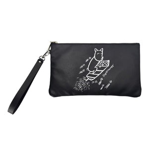 Modena x CupOfTherapy Collection (Design From Finland) Accessories Pouch - Let the Journey Towards My Inner World Begin