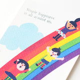 Simple Happiness Postcard 幸福明信片