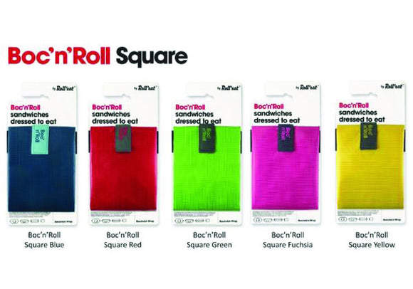 Boc'n'Roll Square Series - The Tree Stationery & Co. 大樹文房