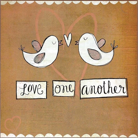 Love one another - The Tree Stationery & Co. 大樹文房