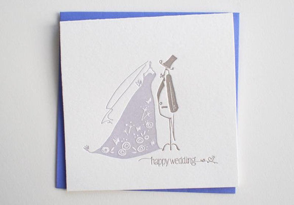 Happy Wedding - The Tree Stationery & Co. 大樹文房