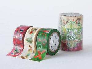 mt Masking Tape - Christmas (MTCMAS65)