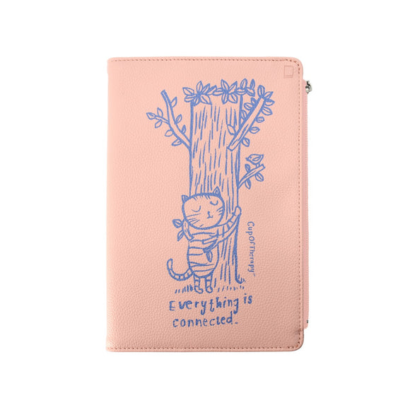 Modena x CupOfTherapy Collection (Design From Finland) Undated Diary - Everything is Connected