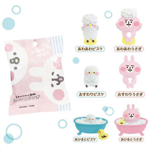 KANAHEI's Piske & Usagi Bath Ball 兔兔與P助浴球
