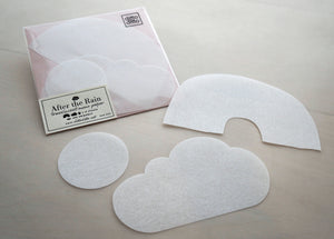 Ink Friendly Translucent Memo Paper - After The Rain