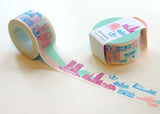 Washi Tape - Victoria Harbour