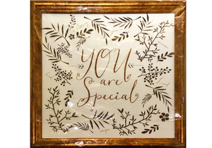 """You are Special"" Wall Decor - The Tree Stationery & Co. 大樹文房"