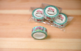 Daily Life of Haru / Furi Washi Masking Tape Haru/Furi 日常和紙膠帶 (1.5cm x 10m)