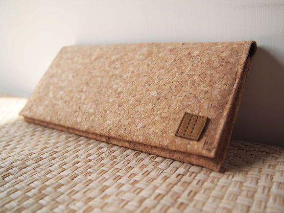 Cork Long Wallet 軟木長錢包