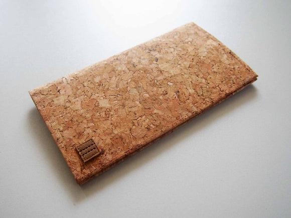 Cork Long Passport Holder 軟木長護照夾