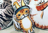Cat Cushion - The Tree Stationery & Co. 大樹文房
