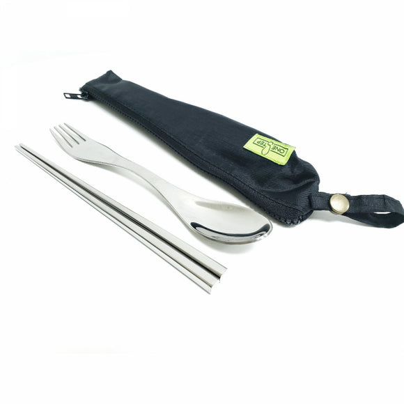 304 Stainless Steel Cutlery (Spork / Chopsticks)