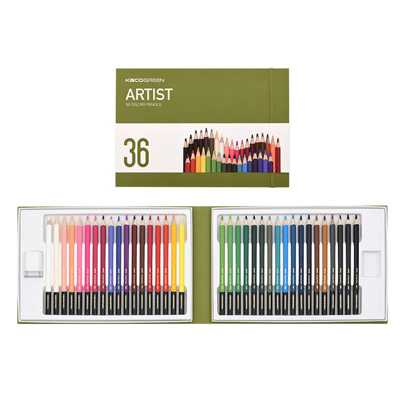 Artist 36 Color-Pencil Set