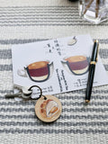 Food Key Chain - The Tree Stationery & Co. 大樹文房