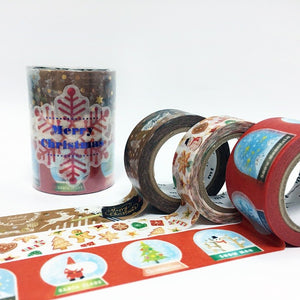mt Masking Tape - Christmas (MTCMAS64)