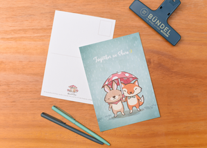 心靈鷄湯名信片Chicken Soup Postcard