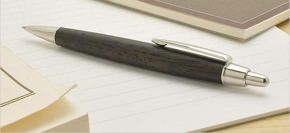Pure Malt Oak Wood Premium Edition Ballpoint Pen SS2005