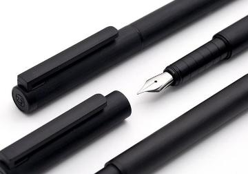 Tube Fountain Pen