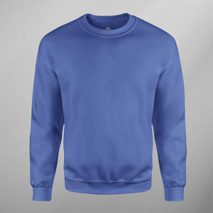DaDa Basic Blue Sweatshirt - theDaDaist