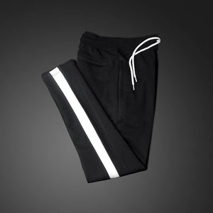 DaDa Black HalfCut Pants 1.0 - theDaDaist