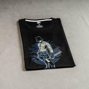 DTG #Lincoln Black Tee - theDaDaist
