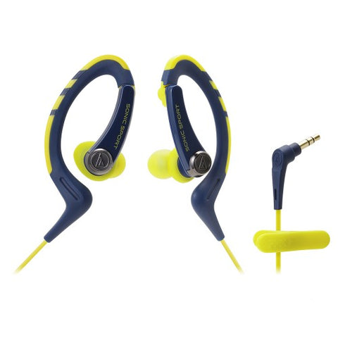 Audio Technica ATH-SPORT 1 (YELLOW + BLUE)