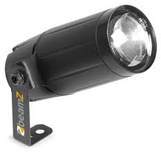 BeamZ PS6WB LED Pinspot 6W Basic