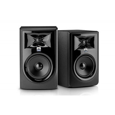 JBL 305P MkII Powered 5 Inch Two-Way Studio Monitor - Pair