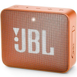 JBL GO 2 BT Speaker - Orange