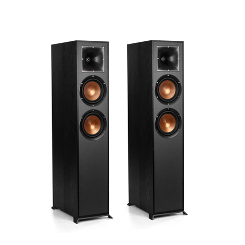 Klipsch R-620F FLOORSTANDING SPEAKERS (PAIR)