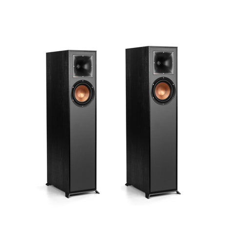 KLIPSCH REFERENCE R-610F FLOORSTANDING SPEAKERS (Pair)