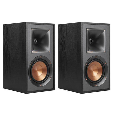 Klipsch R-51M Bookshelf Speakers (Pair) - Open Box