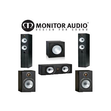 Monitor Audio Reference MR4 5.1 Speaker Package