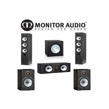 Monitor Audio Reference MR6 5.1 Speaker Package
