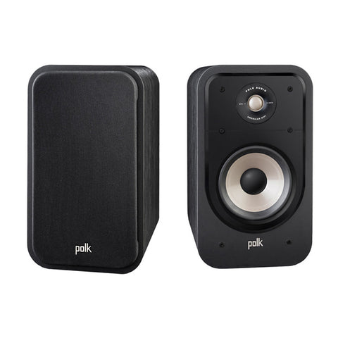 Polk S20e (Pair) - Black