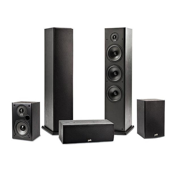 Polk T-Series Speaker Package